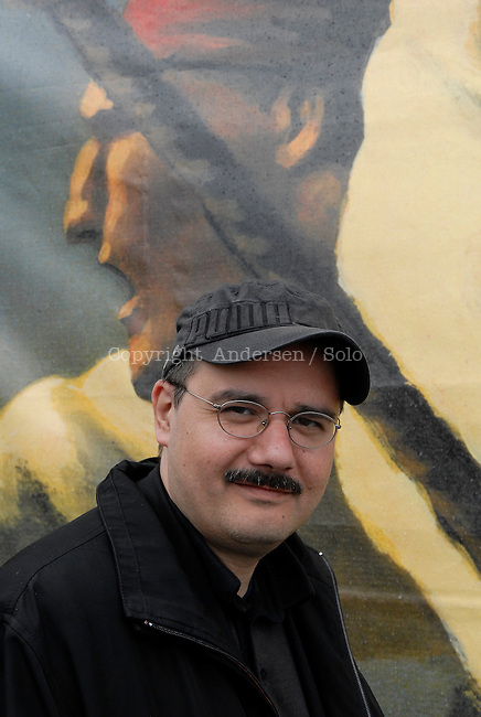 Sherko Fatah, German writer in 2001.