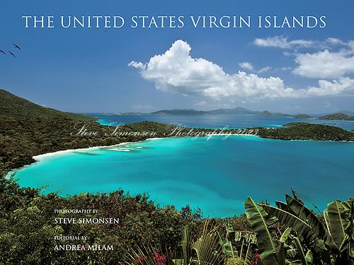 US Virgin Islands Coffee Table Book