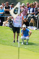 Danny Willett (ENG) on the 11th during round 3 of the 2016 BMW PGA Championship. Wentworth Golf Club, Virginia Water, Surrey, UK. 28/05/2016.<br /> Picture Fran Caffrey / Golffile.ie<br /> <br /> All photo usage must carry mandatory copyright credit (© Golffile   Fran Caffrey)