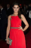 Anna Passey attends the 2014 British Academy Games Awards at Tobacco Dock, London.  12/03/2014 Picture by: Dave Norton / Featureflash