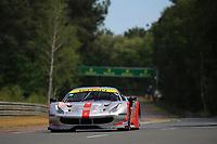 #54 SPIRIT OF RACE (CHE) FERRARI 488 GTE GTE AM THOMAS FLOHR (CHE) FRANCESCO CASTELLACCI (ITA) GIANCARLO FISICHELLA (ITA)