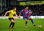 Crystal Palace's Ruben Loftus-Cheek in action during the premier league match at Selhurst Park Stadium, London. Picture date 12th December 2017. Picture credit should read: David Klein/Sportimage
