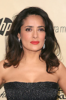 BEVERLY HILLS, CA - JANUARY 13: Salma Hayek at the The Weinstein Company 2013 Golden Globes After Party at the Beverly Hilton Hotel in Beverly Hills, California on January 13, 2013. Credit: mpi20/MediaPunch Inc.