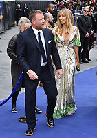 Guy Ritchie and Jacqui Ritchie attend live-action remake of the hit Disney animated film Aladdin, at Odeon Luxe Leicester Square<br /> <br /> CAP/JOR<br /> &copy;JOR/Capital Pictures
