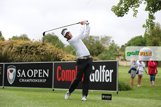 Alejandro Canizares (ESP) during Round One at the SA Open Championship 2013 at the Glendower Golf Club, Ekurhuleni, Johannesburg, South Africa. Picture:  David Lloyd / www.golffile.ie