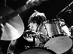 Cozy Powell 1976 in Rainbow.© Chris Walter.