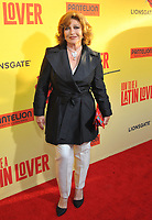 www.acepixs.com<br /> <br /> April 26 2017, LA<br /> <br /> Angelica Maria arriving at the premiere of 'How To Be A Latin Lover' at the ArcLight Cinemas Cinerama Dome on April 26, 2017 in Hollywood, California. <br /> <br /> By Line: Peter West/ACE Pictures<br /> <br /> <br /> ACE Pictures Inc<br /> Tel: 6467670430<br /> Email: info@acepixs.com<br /> www.acepixs.com