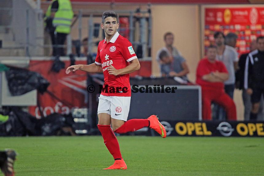 Jairo Samperio (Mainz) - 1. FSV Mainz 05 vs. Borussia Dortmund, Coface Arena