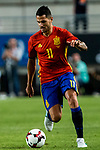 Vitolo of Spain during the friendly match between Spain and Colombia at Nueva Condomina Stadium in Murcia, jun 07, 2017. Spain. (ALTERPHOTOS/Rodrigo Jimenez)