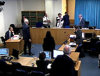 Tony Blair gives evidence to Leveson Inquiry