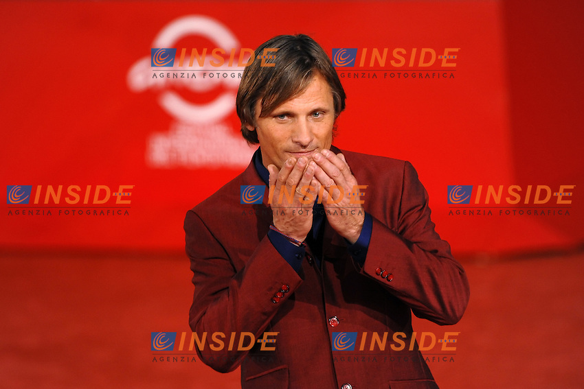 Viggo Mortensen<br /> Third edition of the Rome International film festival<br /> Roma 25/10/2008 <br /> Red Carpet  'Appaloosa&quot;<br /> Photo Andrea Staccioli Insidefoto