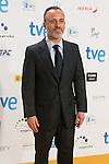Javier Gutierrez atend the Jose Maria Forque Awards Photocall in Madrid, Spain. January 12 2015. (ALTERPHOTOS/Carlos Dafonte)