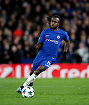 Chelsea's Victor Moses in action during the Champions League Group C match at the Stamford Bridge, London. Picture date: December 5th 2017. Picture credit should read: David Klein/Sportimage