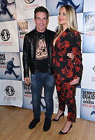 04 December 2018 - West Los Angeles, California - Dennis Quaid, Santa Auzina. Dennis Quaid and The Sharks Album Release Party and Performance held at The Village. <br /> CAP/ADM/BT<br /> &copy;BT/ADM/Capital Pictures