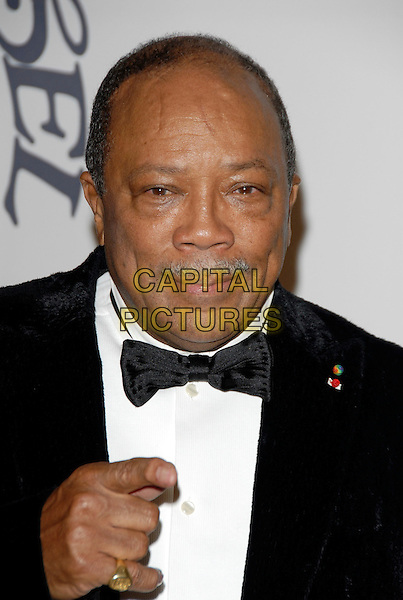 Quincy Jones attends The 17th Carousel of Hope Ball to Benefit The Barbara Davis Center for Childhood Diabetes held at The Beverly Hilton Hotel on October 28,2006.Copyright 2006 Debbie VanStory