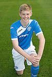 St Johnstone Academy Under 17&rsquo;s&hellip;2016-17<br />Gregor Donald<br />Picture by Graeme Hart.<br />Copyright Perthshire Picture Agency<br />Tel: 01738 623350  Mobile: 07990 594431