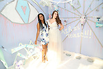 Stephanie Fernandez and Leah Lane during The Chashama Gala at 4 Times Square on June 7, 2018 in New York City.