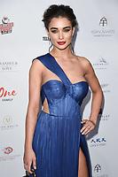 Amy Jackson<br /> at the London Hilton Hotel for the Asian Awards 2017, London. <br /> <br /> <br /> &copy;Ash Knotek  D3261  05/05/2017