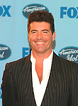Simon Cowell (judge) at American Idol 3 Finale at the Kodak Theater in Hollywood. May 26th 2004.