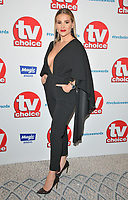 Georgia Kousoulou at the TV Choice Awards 2018, The Dorchester Hotel, Park Lane, London, England, UK, on Monday 10 September 2018.<br /> CAP/CAN<br /> &copy;CAN/Capital Pictures