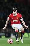 Paddy McNair of Manchester United - FA Cup Fourth Round replay - Manchester Utd  vs Cambridge Utd - Old Trafford Stadium  - Manchester - England - 03rd February 2015 - Picture Simon Bellis/Sportimage