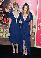 Yvonne Zima &amp; Madeline Zima at the Los Angeles premiere for &quot;Baby Driver&quot; at the Ace Hotel Downtown. <br /> Los Angeles, USA 14 June  2017<br /> Picture: Paul Smith/Featureflash/SilverHub 0208 004 5359 sales@silverhubmedia.com