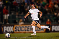Sky Blue FC forward Lisa De Vanna (11). The Western New York Flash defeated Sky Blue FC 2-0 during a National Women's Soccer League (NWSL) semifinal match at Sahlen's Stadium in Rochester, NY, on August 24, 2013.