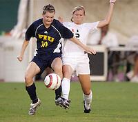FIU Women's Soccer v. Miami (9/6/06)