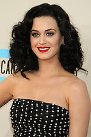 LOS ANGELES, CA - NOVEMBER 24: Katy Perry arriving at the 2013 American Music Awards held at Nokia Theatre L.A. Live on November 24, 2013 in Los Angeles, California. (Photo by Celebrity Monitor)