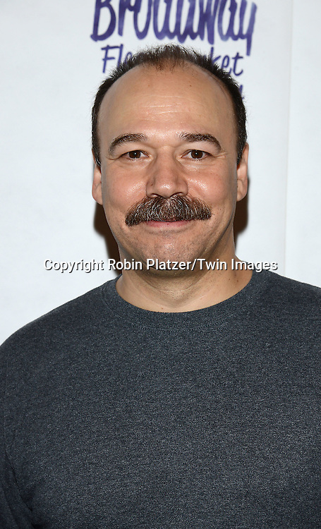 Danny Burstein attends the 28th Annual  Broadway Cares/ Equity Fights Aids Flea Market and Auction on September 21,2014 in Shubert Alley in New York City. <br /> <br /> photo by Robin Platzer/Twin Images<br />  <br /> phone number 212-935-0770