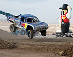 Terribles Herbst Score II  race at Las Vegas Motor Speedway.Nascar driver Robby Gordon in Red Bull #83 on his only week off from NASCAR