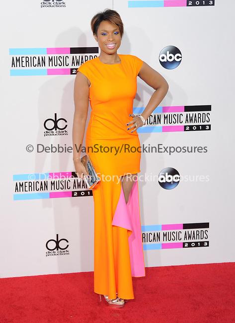 LOS ANGELES, CA - NOVEMBER 24: Jennifer Hudson arrives at   The 2013 American Music Awards held at Nokia Live in Los Angeles, California on November 24,2013                                                                               © 2013 Hollywood Press Agency