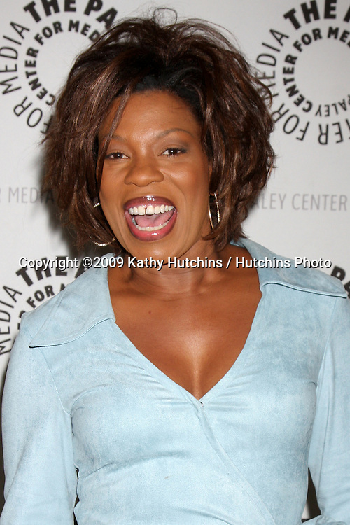 "Lorraine Toussaint  arriving at the ""Saving Grace"" Event at the Paley Center for Media in Beverly Hills , CA on June 13, 2009.  .©2009 Kathy Hutchins / Hutchins Photo"