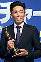 Oscar winning makeup artist Kazuhiro Tsuji attends The Darkest Hour news conference in Tokyo