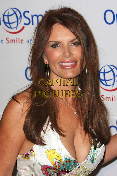 "ROMA DOWNEY.25th Annual ""Operation Smile"" Benefit Gala held at the Beverly Hills Hotel, Beverly Hills, California, USA,.05 October 2007..portrait headshot.CAP/ADM/CH.©Charles Harris/Admedia/Capital Pictures"