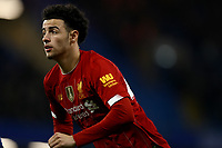3rd March 2020; Stamford Bridge, London, England; English FA Cup Football, Chelsea versus Liverpool; Curtis Jones of Liverpool