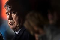 Carlo Ancelotti  Napoli coach<br /> Napoli 10-12-2019 Stadio San Paolo <br /> Football Champions League 2019/2020 Group E<br /> SSC Napoli - Genk<br /> Photo Antonietta Baldassarre / Insidefoto