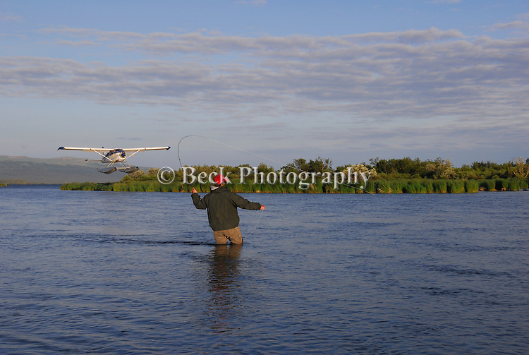 Fish on - Kulik River, AK