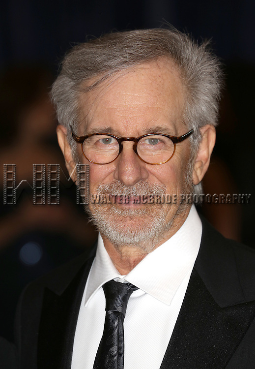 Steven Spielberg attending the  2013 White House Correspondents' Association Dinner at the Washington Hilton Hotel in Washington, DC on 4/27/2013