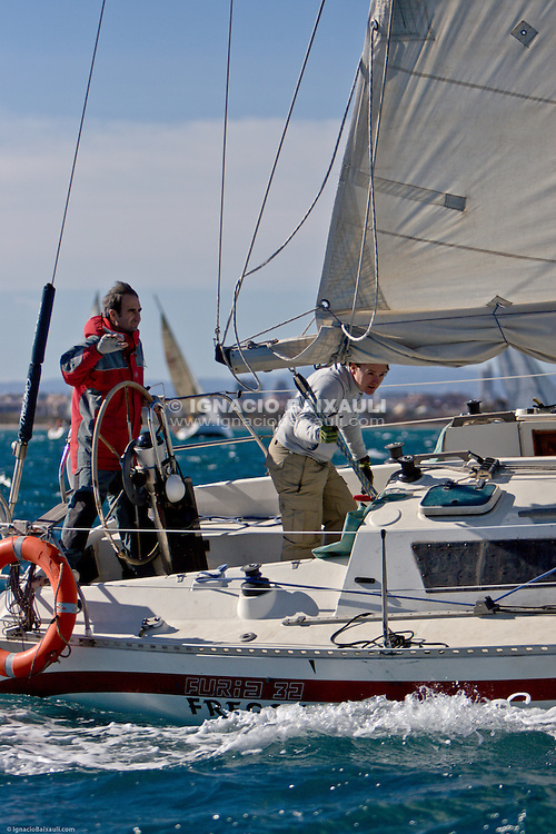 30 Millas a dos. Club Náutico Port Saplaya 2013