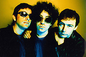 Feb 25, 1998: THE JESUS and MARY CHAIN - Photosession in London