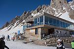Val Gardena Ski Area, Dolomites, Italy, Europe 2014,