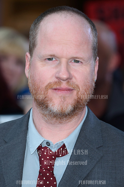 "Joss Wheedon arrives for the ""Avengers: Age of Ultron"" European premiere at the Vue cinema, Westfield London. 21/04/2015 Picture by: Steve Vas / Featureflash"