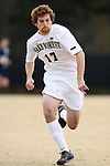 02 December 2007: Wake Forest's Cody Arnoux. The Wake Forest University Demon Deacons defeated the West Virginia University Mountaineers 3-1 at W. Dennie Spry Soccer Stadium in Winston-Salem, North Carolina in a Third Round NCAA Division I Mens Soccer Tournament game.