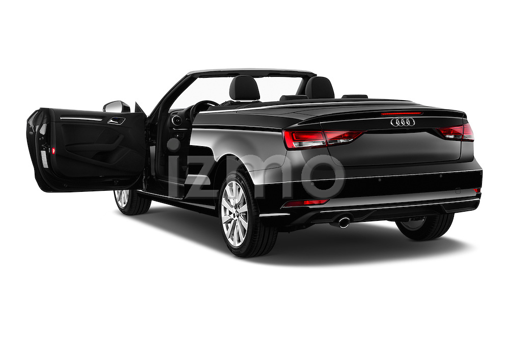 Car images of 2017 Audi A3-Cabriolet Design 2 Door Convertible Doors