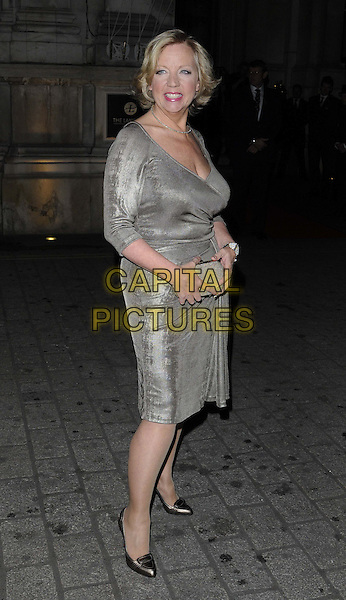 LONDON, ENGLAND - NOVEMBER 28: Deborah Meaden attends the Animal Hero Awards 2013, The Langham Hotel, Portland Place, on Thursday November 28,  2013 in London, England, UK.<br /> CAP/CAN<br /> &copy;Can Nguyen/Capital Pictures