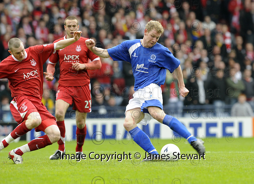 12/04/2008    Copyright Pic: James Stewart.File Name : sct_jspa12_qots_v_aberdeen.SEAN O'CONNOR SCORES THE THIRD FOR QUEEN OF THE SOUTH.James Stewart Photo Agency 19 Carronlea Drive, Falkirk. FK2 8DN      Vat Reg No. 607 6932 25.Studio      : +44 (0)1324 611191 .Mobile      : +44 (0)7721 416997.E-mail  :  jim@jspa.co.uk.If you require further information then contact Jim Stewart on any of the numbers above........