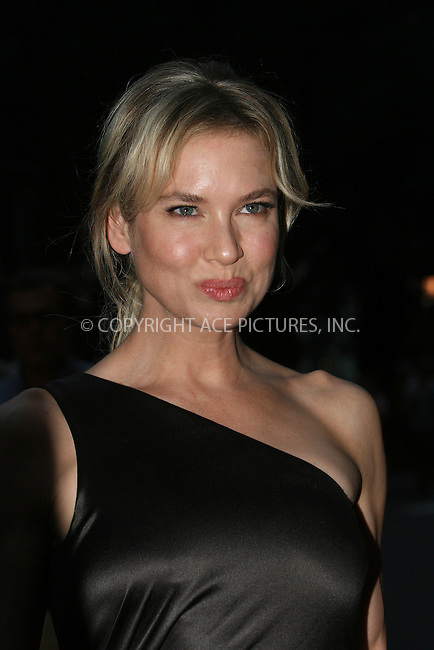 WWW.ACEPIXS.COM . . . . . ....August 19 2009, New York City....Actress Renee Zellweger arriving at the premiere of 'My One And Only' at the Paris Theatre on August 18, 2009 in New York City.....Please byline: NANCY RIVERA - ACEPIXS.COM.. . . . . . ..Ace Pictures, Inc:  ..tel: (212) 243 8787 or (646) 769 0430..e-mail: info@acepixs.com..web: http://www.acepixs.com