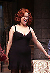 Jennifer Tilly.during the Opening Night Curtain Call for the Roundabout Theatre Company's Broadway Production of 'Don't Dress For Dinner' at the American Airlines Theater on 4/26/2012 in New York City.