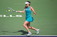 AGNIESZKA RADWANSKA (POL)<br /> <br /> Tennis - BNP PARIBAS OPEN 2015 - Indian Wells - ATP 1000 - WTA Premier -  Indian Wells Tennis Garden  - United States of America - 2015<br /> &copy; AMN IMAGES